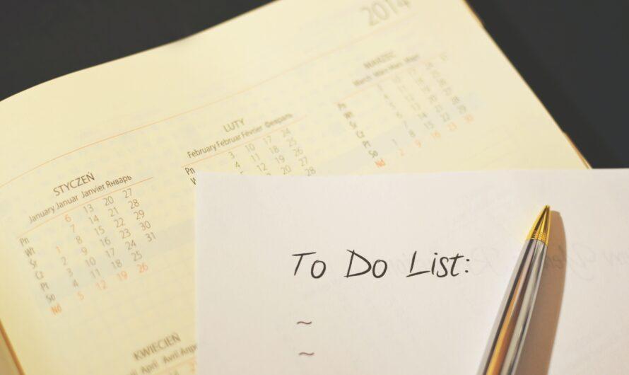 Checklista dla osób kupujących mieszkanie po raz pierwszy